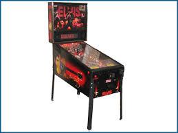 elvis pinball machine