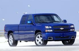 chevy super sport truck