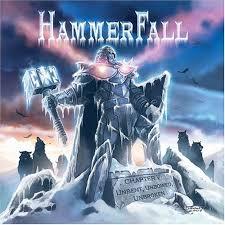 hammerfall albums
