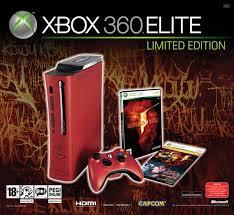 red xbox 360 resident evil 5