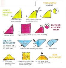 how to fold easy origami