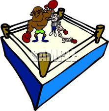 cartoons boxing