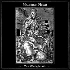 machine head the blackening
