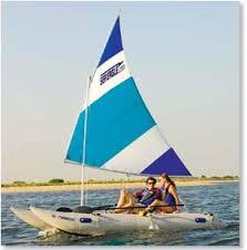 inflatable sail boats