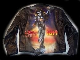 kiss army jacket