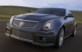 cadillac cts v photos