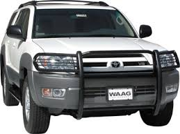 4runner brush guards