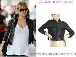 leather cropped jackets