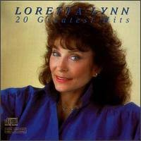 Loretta Lynn - 20 Greatest Hits