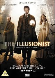 illusionist dvd