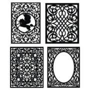 fretwork designs