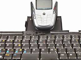 keyboard smartphone