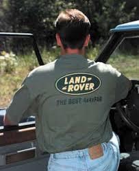 land rover tee shirts