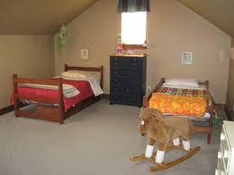 decorating attic bedrooms