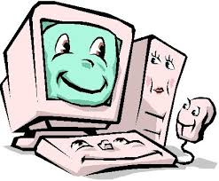 cartoon pictures of computers
