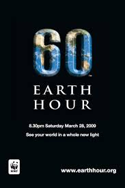 earth hour posters