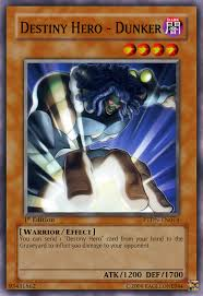 destiny hero cards
