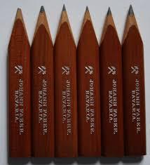 flat pencils