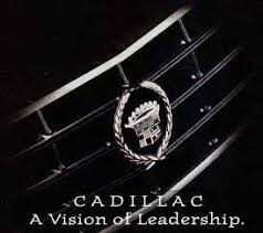 cadillac standard of the world