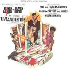live and let die soundtrack