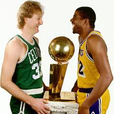 larry bird magic johnson