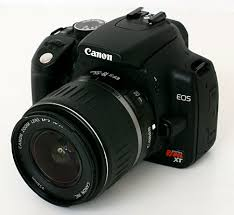 canon rebel xt i