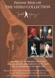 freddie mercury video collection