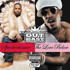 100 Albums cultes Soul, Funk, R&B OutKastSpeakerboxxxTheLoveBelow