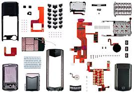 parts of the cell phone