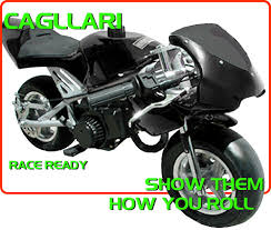 cag pocket bike