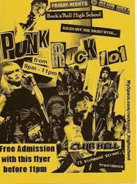 punk rock 101