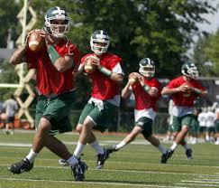 college football practice