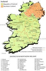 old ireland maps