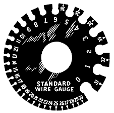 electrical wire gauges