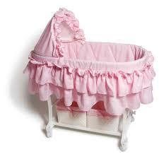 baby girl bassinets