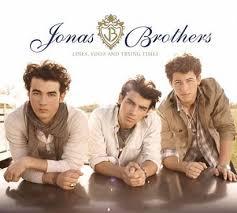 cd de los jonas brothers