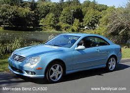 2003 mercedes clk500