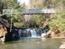 aluminum bridge