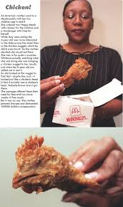 chicken head mcdonalds