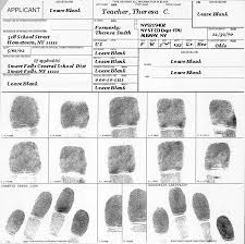 fingerprint fbi