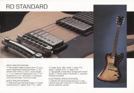 gibson rd standard