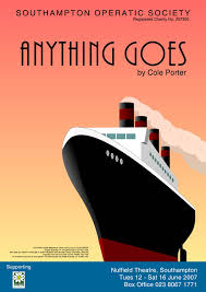 anything goes posters