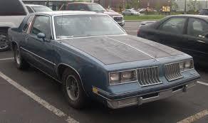 86 oldsmobile cutlass supreme