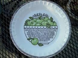 apple pie plates