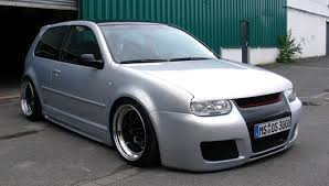 golf 4 bumpers