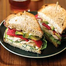 recipes sandwiches