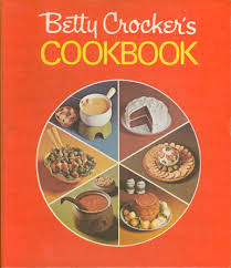 betty crocker recipe book