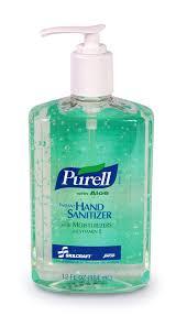 hands sanitizer