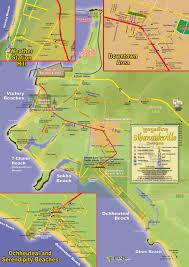 sihanoukville map