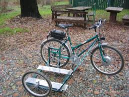 disabled bicycle